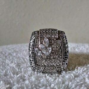Chicago Blackhawks 2010 Championship Ring